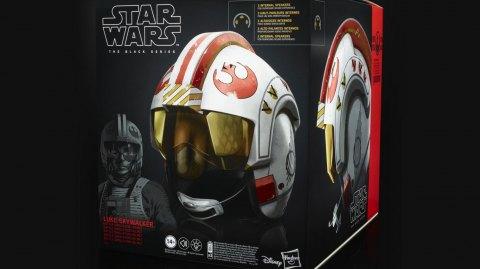 Triple Force Friday : HASBRO présente le casque de Luke Skywalker