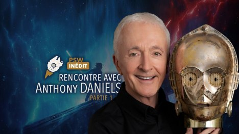 Notre Interview d'Anthony Daniels sur l'Ascension de Skywalker !