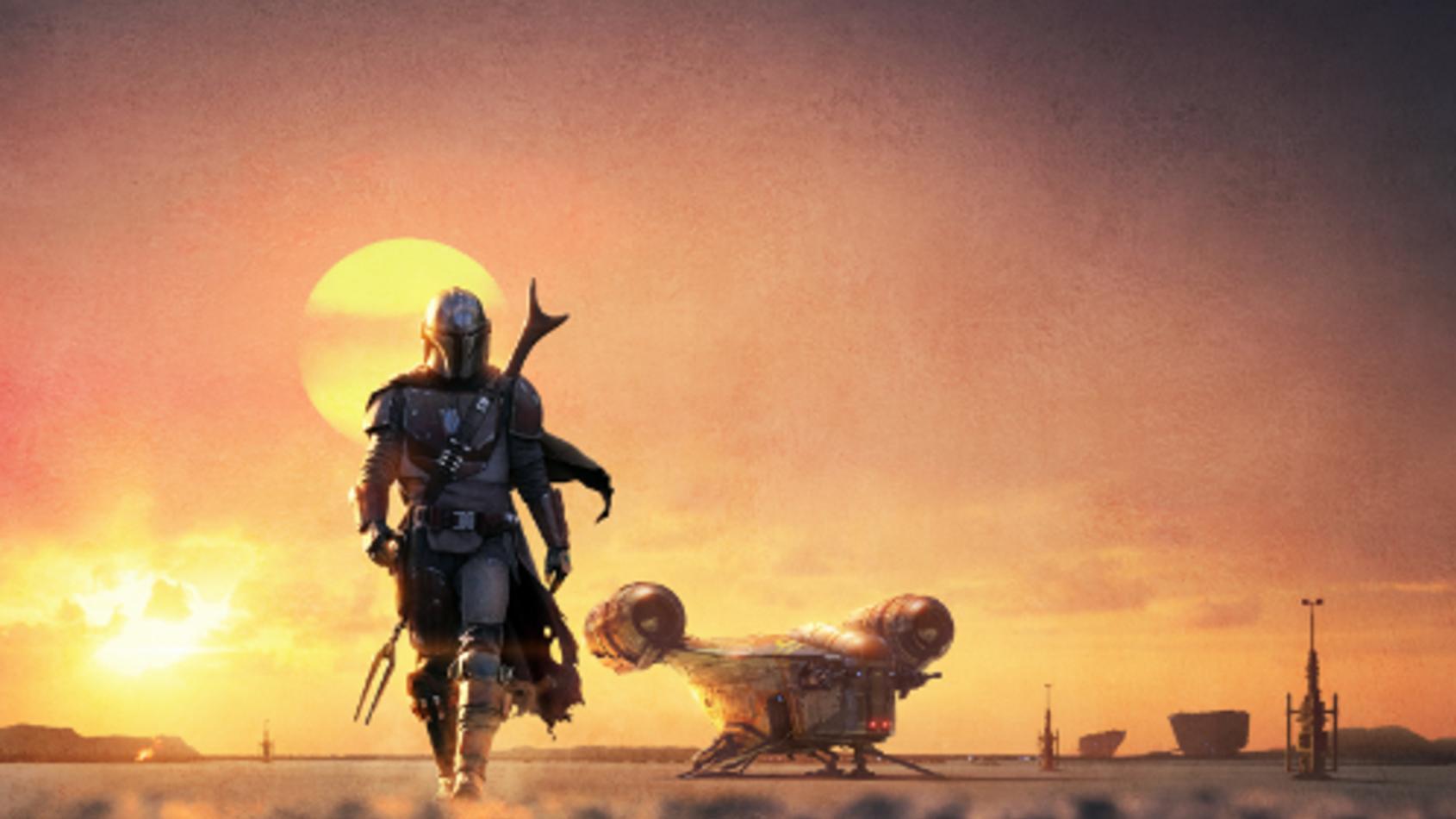 Trailer, affiches et spoiler Star Wars majeur dans l'épisode 1 — The Mandalorian